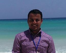 Vijay Headshot